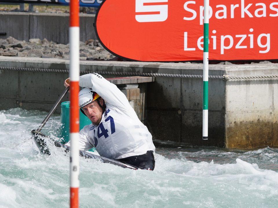 Nico Bettge, Gesamt-Zweiter der Qualifikation 2017