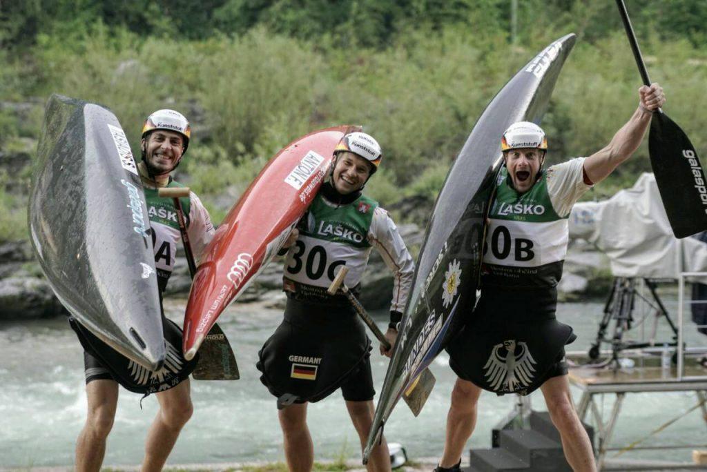 Erfolgreiche Slalom-EM in Tacen (SLO) - Sächsischer Kanu-Verband e.V.