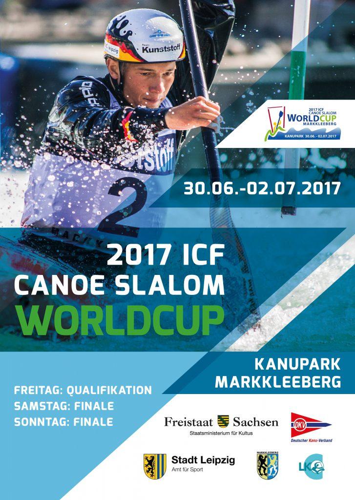 2017 ICF Kanu-Slalom Weltcup Markkleeberg @ Kanupark Markkleeberg | Markkleeberg | Sachsen | Deutschland