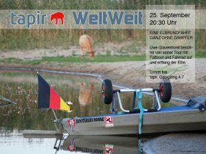 tapir-WeltWeit: Paddeln in Ostgrönland @ tapir | Leipzig | Sachsen | Deutschland