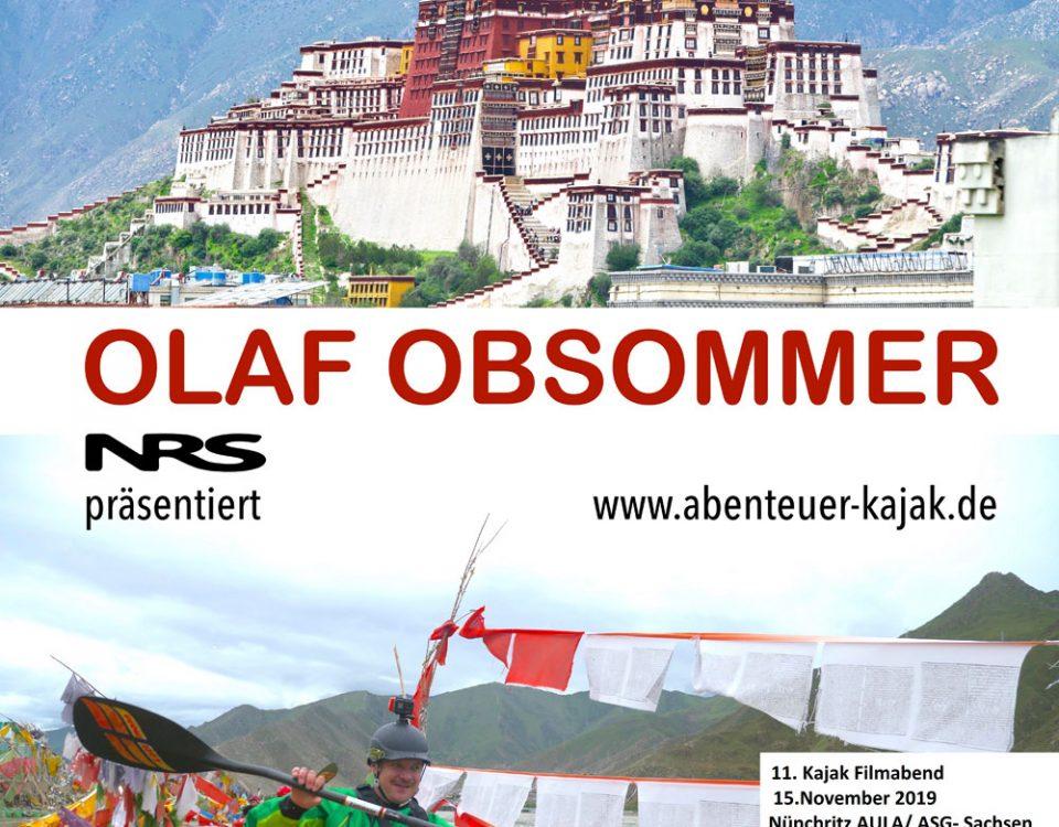 Plakat zur Veranstaltung: Olaf Obsommer in Nünchritz